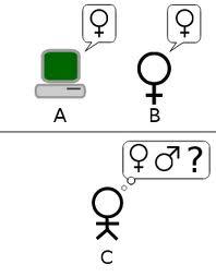 gender turing test