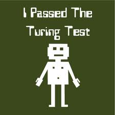 I appsed the turing test